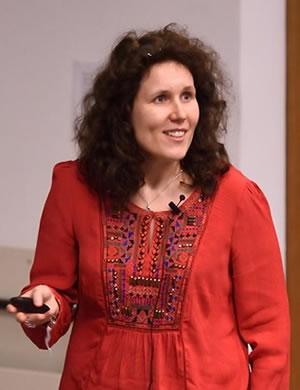 Nathalie Pettorelli Soapbox Science