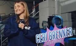 #sheblindedmewithscience – meet Ceri Brenner
