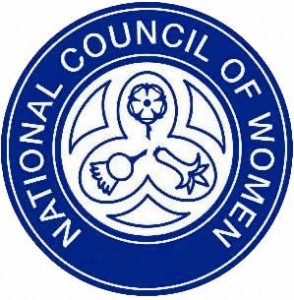 National Council of Women logo