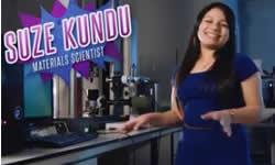#sheblindedmewithscience – meet Suze Kundu