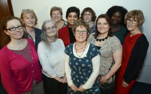 The 2016 Prospect delegation to the TUC Womens Conference