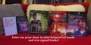 Christmas Prize Draw! Win one of 5 signed Brian Cox books
