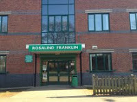 The Rosalind Franklin Building at Holly Lodge Girls' College