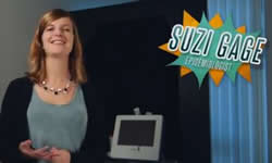 #sheblindedmewithscience – meet Suzi Gage